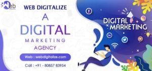 Web Digitalize - A Digital Marketing Agency