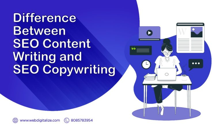Difference Between SEO Content Writing and SEO Copywriting