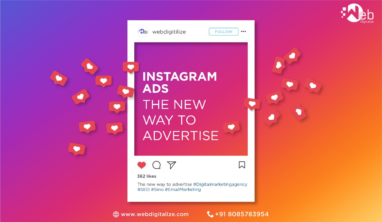 Instagram Ads- The New Way To Advertise