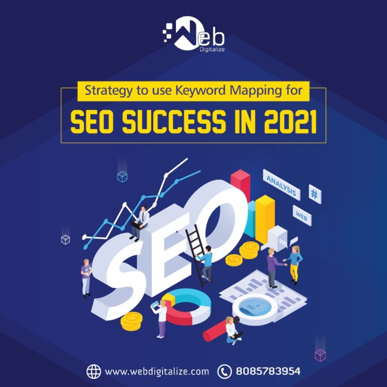 Strategy to use Keyword Mapping for SEO Success in 2021